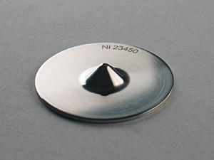 Sampler aus Nickel für Jet Interface