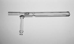 V-Spalt-Zerstäuber MDSN aus Quarzglas