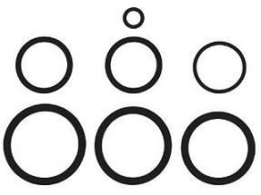 O-Ring-Set für Optima DV