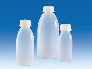 Weithalsflasche aus PFA, 100mL