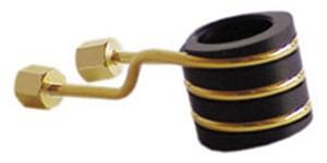 RF-Spule Kupfer/Gold für  Varian 7x0-ES axial