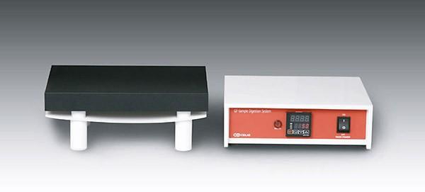 Heizplatte 300x210 mit programmierbarem Regler
