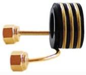 RF-Spule aus Kupfer/Gold für Elan 6000/NexION