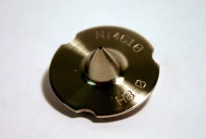 Skimmer (H) aus Nickel