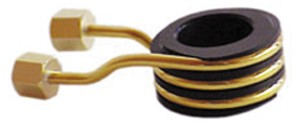 RF-Spule Kupfer/Gold für Agilent 700-ES radial