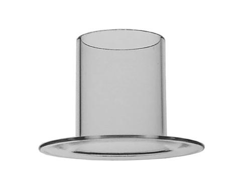 Bonnet aus Quarzglas für Nu Plasma