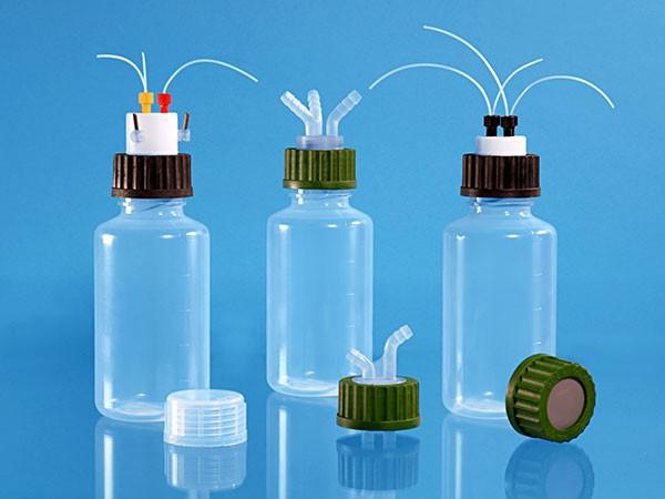GL45 Series | Bottles | PFA Labware | Ultra Trace Analysis